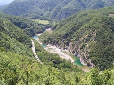 Bobbio for Piani di ponte ottagonale